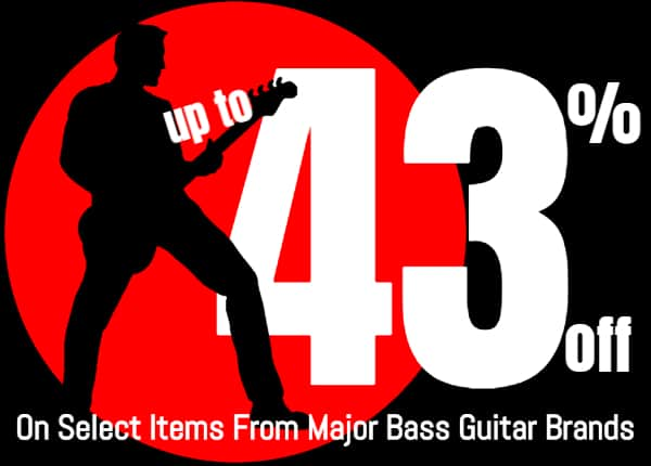 Black Friday Bass Guitars Deals Canada
