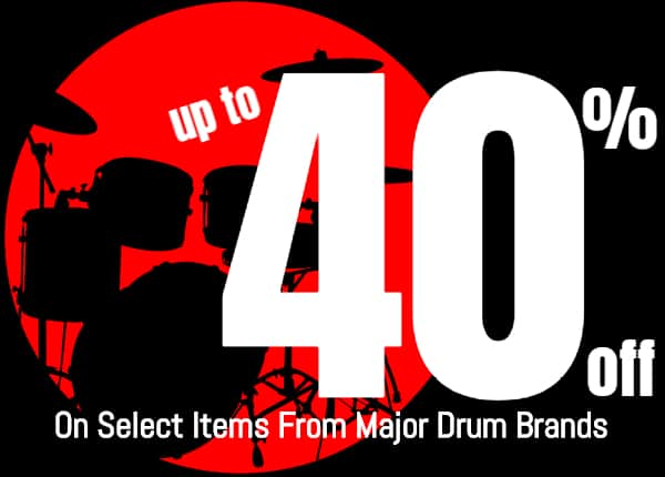 Black Friday Drum Deals Canada