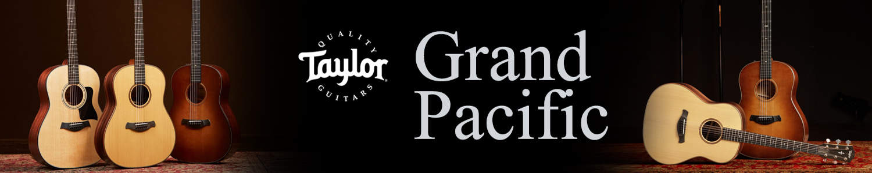 Taylor Grand Pacific Acoustic Guitars Toronto Ontario Canada