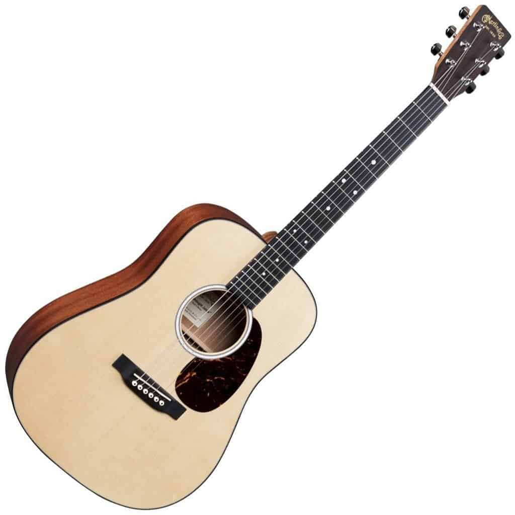 martin djra dreadnought junior acoustic guitar the arts music store. Black Bedroom Furniture Sets. Home Design Ideas