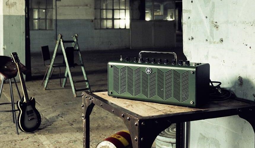 Yamaha Amplifier - The Arts Music Store