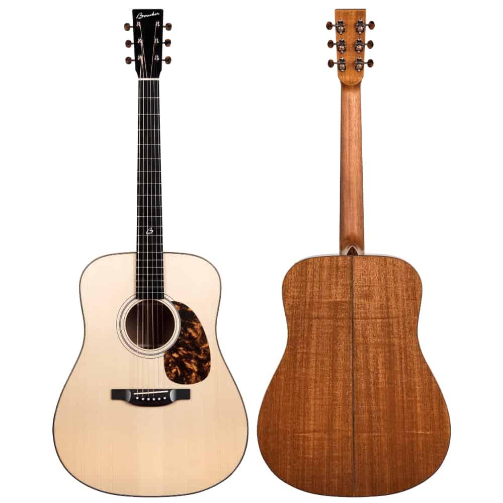 Richard Bennett Signature Boucher Guitar