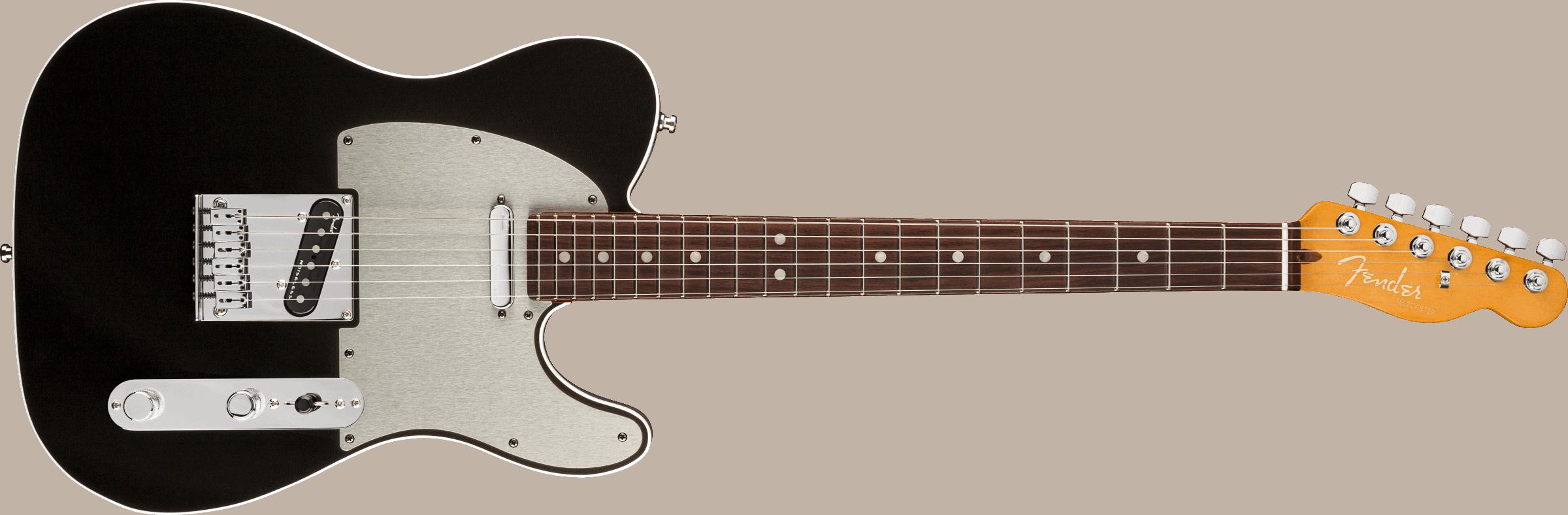 Fender American Ultra Telecaster®, Rosewood Fingerboard, Texas Tea